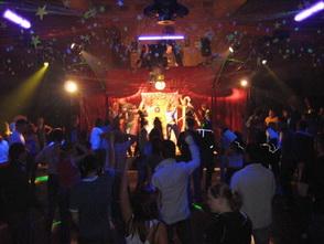 ночной татарский клуб