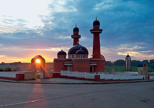 Мечеть Рашида (село Медяна)