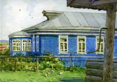 Дом святых село Овечий Овраг