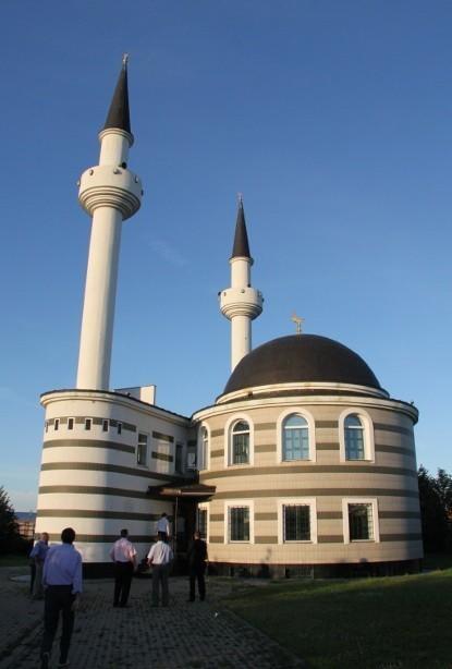 Мечеть имени Абдулхамита