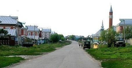 село Малое Рыбушкино,Нижегородская область