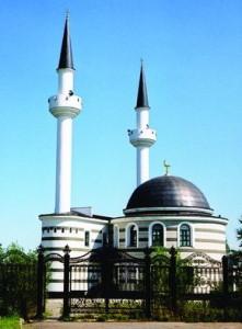 Мечеть имени Абдулхамита Садекова