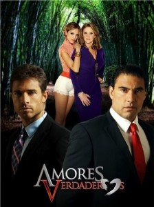 Мексиканский сериал  Настоящая любовь все серии