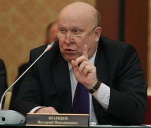 Шанцев Валерий Павлинович.губернатор Нижегородской области