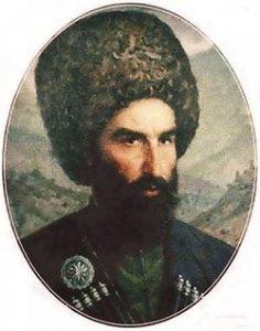 Приемник Имама Шамиля-Ахбердил Мухаммад