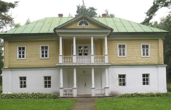Барский дом.село Львовка