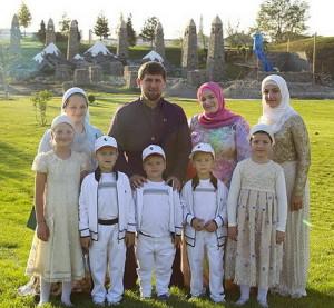Как живет Рамзан Кадыров