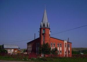 Мечеть татарское село Суыксу