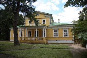 Музей заповедник Болдино