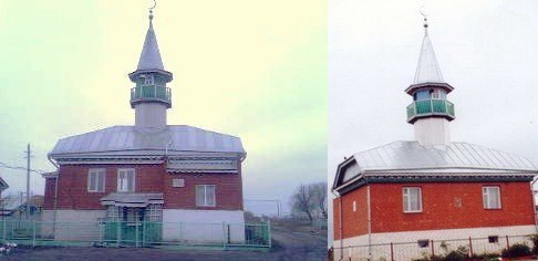 2Соборная мечеть Камкино