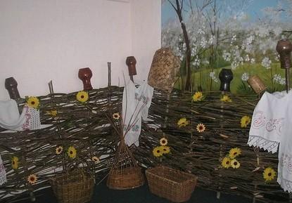 Экспозиция музей вишни