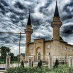 село Анда Мечеть