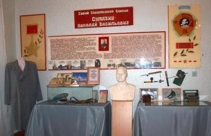село Смагино музей