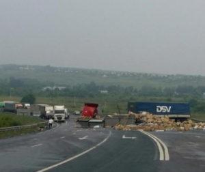 авария в Сергачском районе
