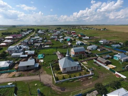 село Антяровка,Нижегородская область,Россия