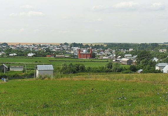 село Красная Горка(Сафажай)Нижегородская область