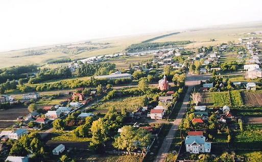 село Петряксы.Нижегородская область