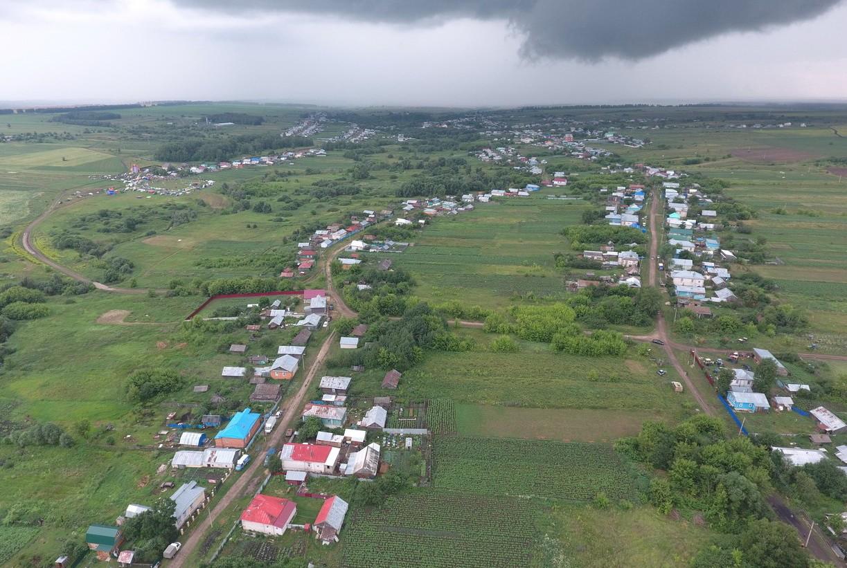 село Татарское Маклаково,Нижегородская область