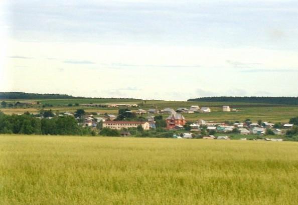 село Татарское Маклаково