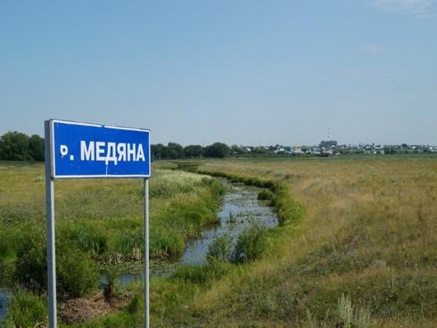река Медяна