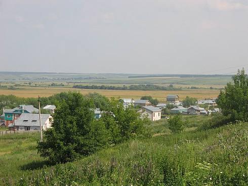 село Пошатово