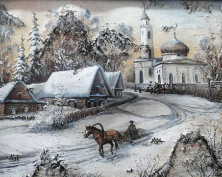 село Бортсурманы святые места