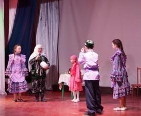 Детский татарский фестиваль Жыясу
