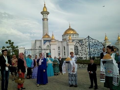 Мечеть Суфия село Катнюковка Башкортостан