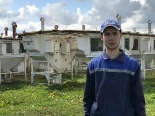 Илнур Ахметжанов с. Трехозерки
