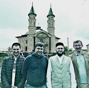 село Грибаново новая мечеть