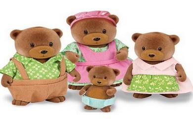 Дүрт аю(Четыре медведя)