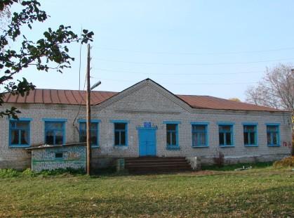 школа в с.Островское