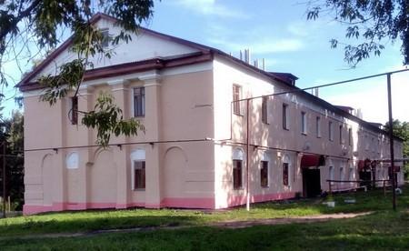 Барский дом Пашковых обновленный