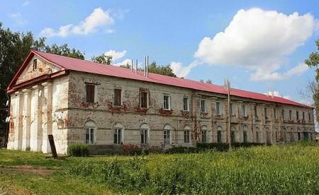 Барский дом Пашковых