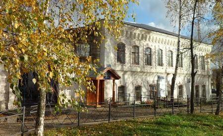 Исторический музей с.Спасское