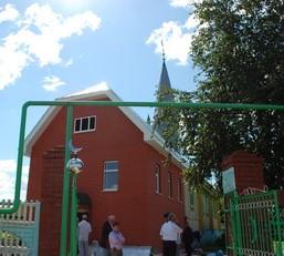село Чембилей.мечеть