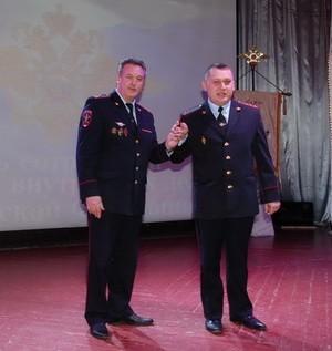 День полиции г.Сергач
