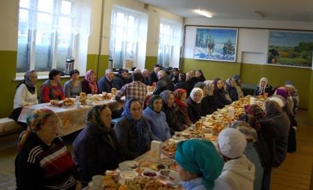 Меджлис в селе Суыксу
