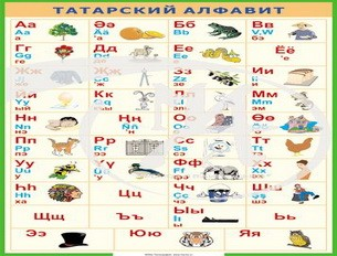 Татарча алфавит