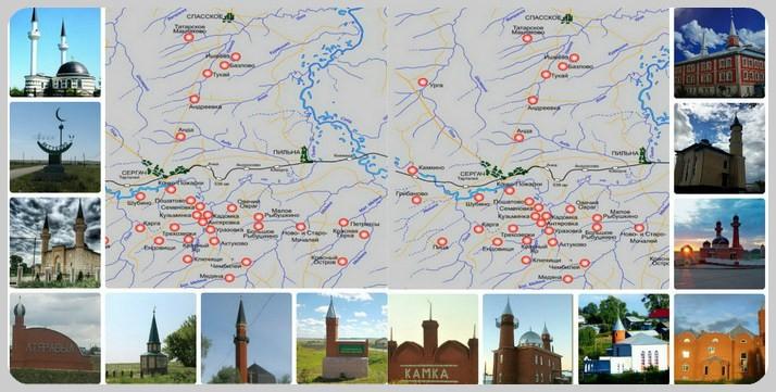 Татарские села Нижегородской области