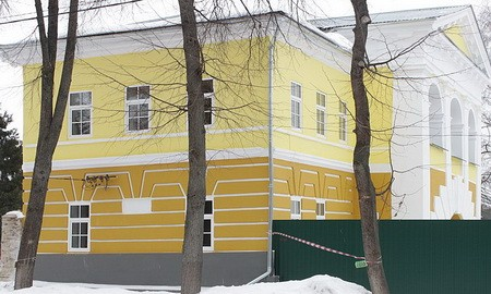 Каменный дом купца А.И. Попова