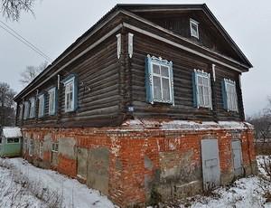 Усадьба Кочубеев с. Новая Слобода
