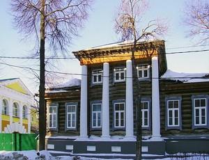 Усадьба дома купца А.И. Попова