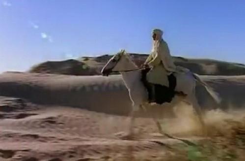 Исламский фильм Пустыня в огне