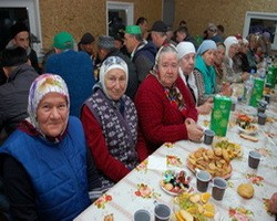 с.Татарское Маклаково меджлис мусульманские традиции