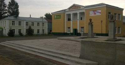 администрация с.Уразовка