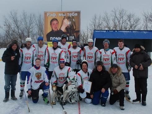 Хоккей.Нижегородская область