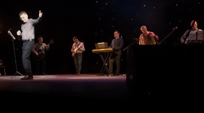 Татарский концерт Динара Фейсханова Театр Луны 25.02.2018