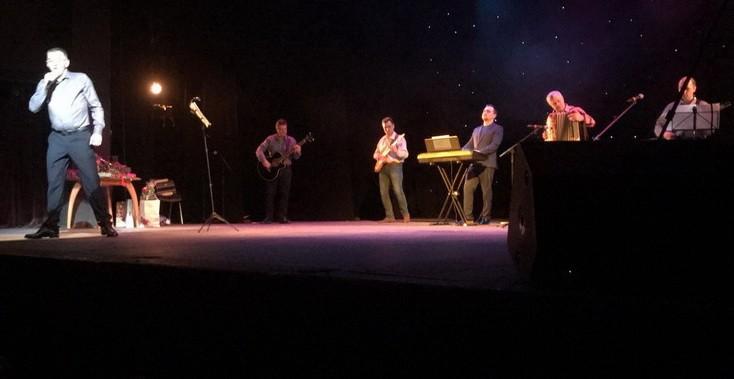 Татарский концерт Динар Фейсханов в Москве