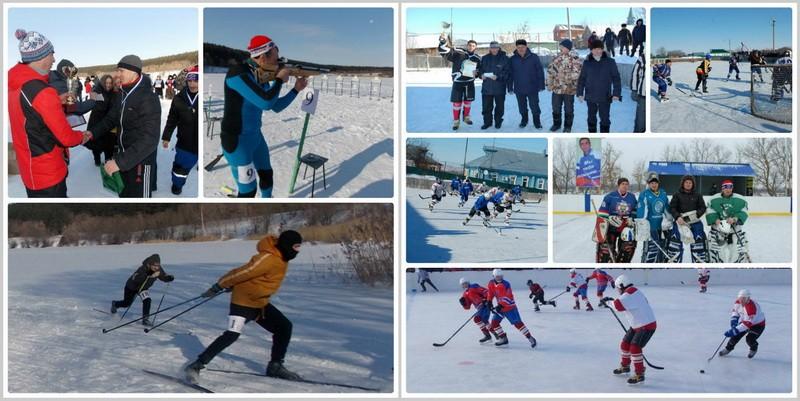 Хоккей биатлон турнир в Нижегородских селах
